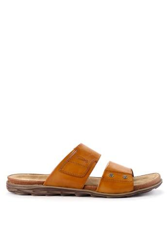 Watchout! Shoes brown Slip On Shoes DE696SHEB20E98GS_1