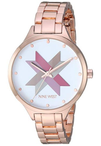 Nine West Nine West  Bracelet Women's Watch NW-2250SVRG B44ECAC4749926GS_1