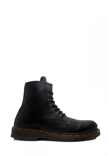 D-Island black D-Island Shoes Boots Classic Airwair Mens High Leather Black CF1A9SH5ACA570GS_1