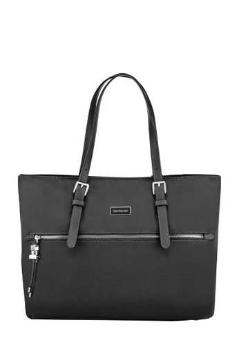 Buy Authentic classic style pretty and colorful Samsonite Karissa Shopping Bag M