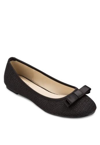 Delilah 基本款蝴蝶結平底鞋, 女esprit 衣服鞋, 鞋