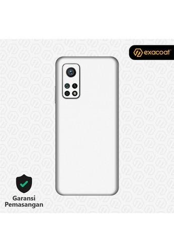 Exacoat Xiaomi Mi 10T / Mi 10T Pro Skins True Colors - Matte White 9AA8DES3638E0AGS_1