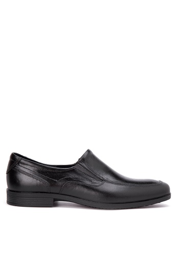 H2Ocean black Nero Formal Shoes H2527SH44UDRPH_1
