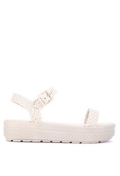 e9678de6c Zaxy beige Go Up Sandal Plat Fem Platform Sandals 8FCAASH1E51245GS 1
