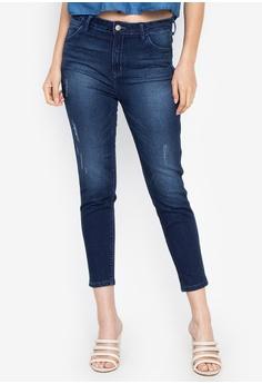 a4c751a96396d Wrangler blue Caitlyn High Waist Ankle Skinny Shape Keeper Jeans  DF204AA34675F0GS_1