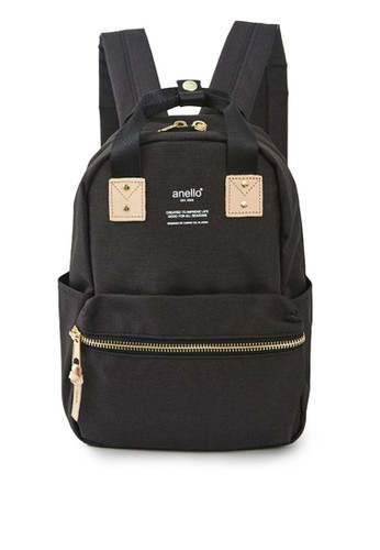 Anello black ATELIER Rounded Backpack EE0F4AC2C44D06GS_1