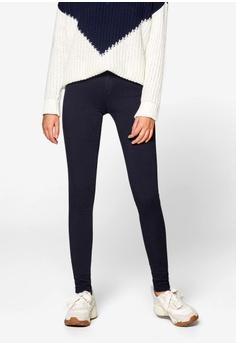 d6e72dd370b2a6 ESPRIT navy Skinny Trousers C9A8CAA51B0162GS 1