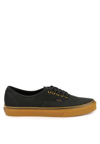 Vans black Ua Authentic A4A20SHAF5A737GS_1