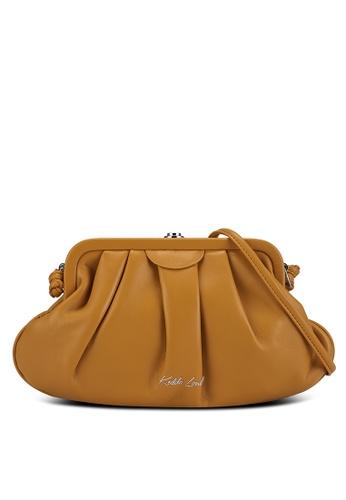 Keddo yellow Ryilee Sling Bag 93E40ACC2C4520GS_1