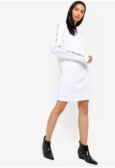caaaeae5adb 30% OFF Calvin Klein Institutional Logo Dress - Calvin Klein Jeans S   239.00 NOW S  166.90 Sizes XS S M L