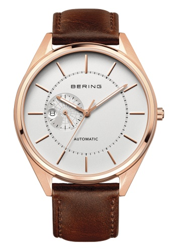 Bering gold Automatic 16243-564 White 43 mm Men's Watch 8DDE7AC7424648GS_1