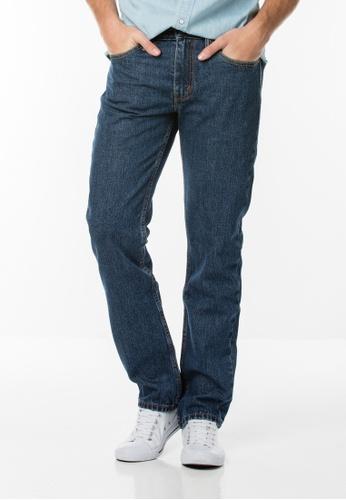 Levi's blue Levi's 511 Slim Fit Jeans LE815AA03QPWMY_1