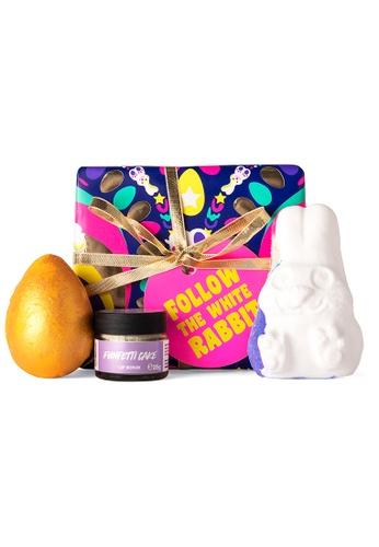 Lush Fresh Handmade Cosmetics Follow The White Rabbit Gift Set 40F83BE9EE7296GS_1