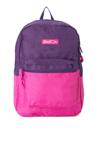 Hawk pink Hawk Backpack HA267AC0IQPGPH_1