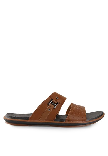 Homyped brown Davidson 02 Men Sandals HO842SH23PWMID_1