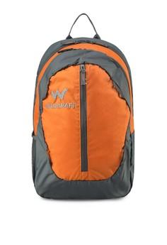 Sayak Orange Backpack