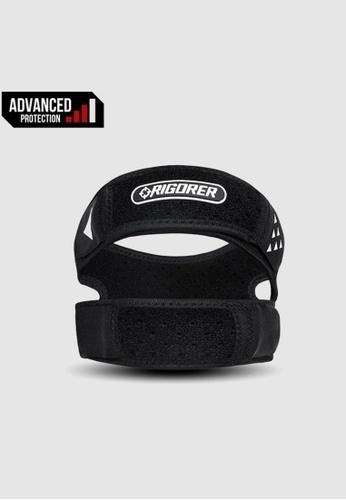 RIGORER black Rigorer Patella Dual Knee Strap [PS301] 9AE08ACA4663B2GS_1