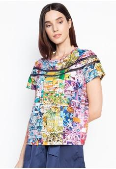 4ec6a7ea5e4 Shop Kamiseta Clothing for Women Online on ZALORA Philippines