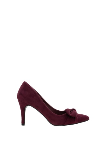 SEMBONIA red SEMBONIA Court Shoe (Maroon) 9F534SHB6BE0EDGS_1