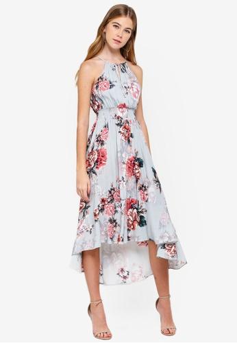 Forever New multi Lolita Petite Smock Dress 7DE65AAB76E55DGS_1