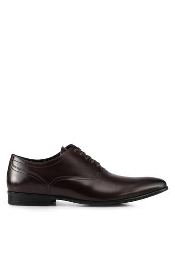 ALDO brown Sernaglia Business & Dress Shoes FAD10SHF136B2AGS_1