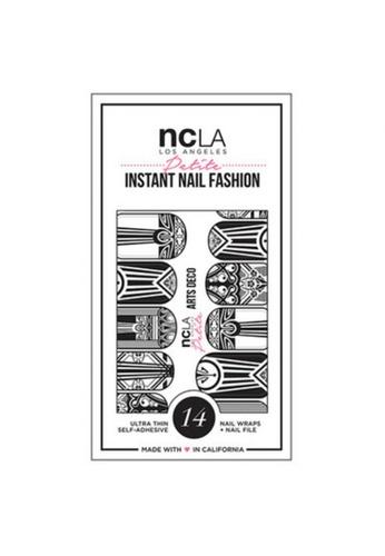 NCLA NCLA Nail Wrap Petite Art Deco NC633BE02SWFSG_1