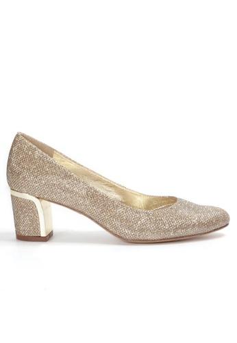 Shu Talk gold Glitter Me Stylish Heels FD0F2SH37199F0GS_1