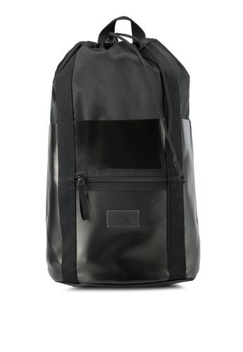 Puma black En Pointe Backpack PU549AC0SWC3MY_1