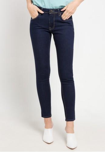 RODEO blue Skinny Jeans 62F24AA1FBFF06GS_1