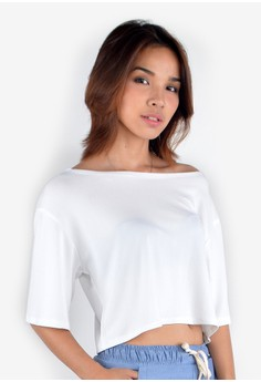 Boxy Plain Top