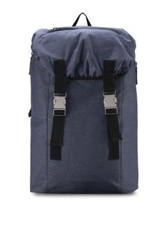 Nylon Anarchy Rucksack Backpack