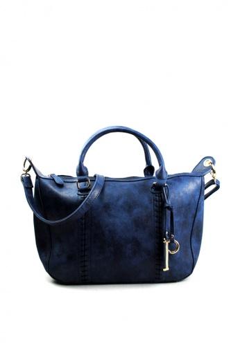 Kimbel International blue HGZ31331 Handbag with Sling KI262AC0JGA0PH_1