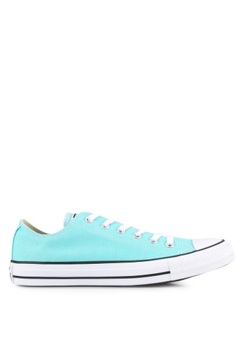 Converse blue Chuck Taylor All Star Sneakers CO302SH0RZO1MY_1