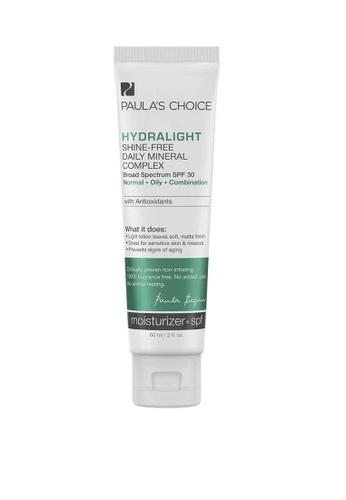 Paula's Choice Hydralight Shine-Free Mineral Complex SPF 30 60 ml 07E49BEDF4B8AAGS_1
