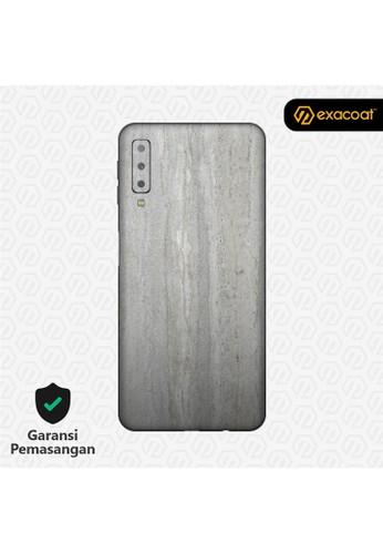 Exacoat Galaxy A7 (2018) 3M Skins Concrete - Cut Only 1C4F7ES439185BGS_1