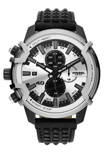 Diesel black Griffed Watch DZ4571 D7B1AAC081F9D1GS_1