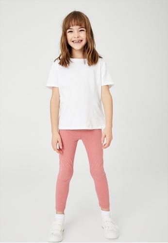 Cotton On Kids pink Huggie Tights 4BD6BKA563DB09GS_1
