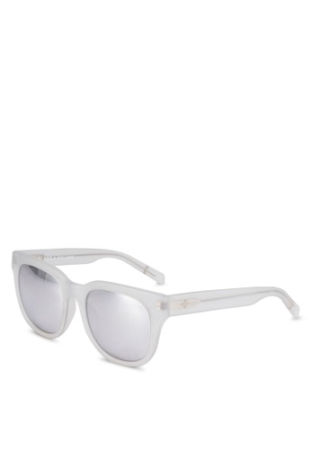 BLANC & ECLARE black Seoul Sunglasses 53ED2GL307F655GS_1