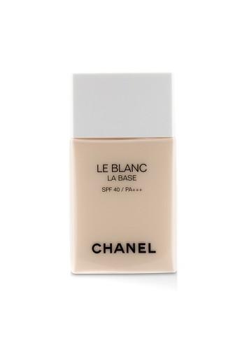 Chanel CHANEL - Le Blanc La Base Correcting  Brightening Makeup Base SPF 40 - # Rosee 30ml/1oz 40DD5BE01E9065GS_1