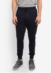 2GO navy Cut and Sew Track Pants 2G729AA0S5WOMY_1