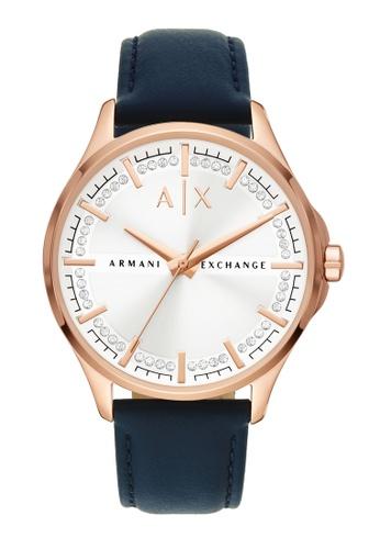 Armani Exchange blue Watch AX5260 F2703ACAC7A494GS_1
