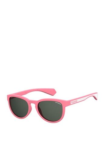 Polaroid Kids pink PLD 8030/S Sunglasses BAF8BKC97B6131GS_1