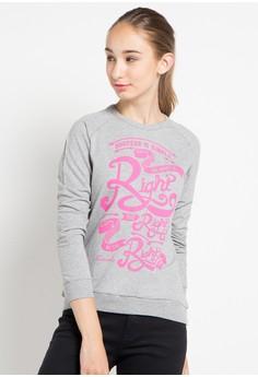 Carvil Sweet W10 Sweater Ladies Off White Daftar Harga Terupdate Source · CARVIL grey Sweater Ladies