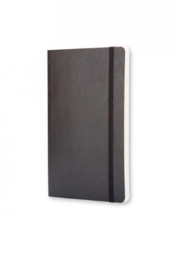 Moleskine black Classic Notebooks Ruled Soft Black Large 47020HLBCAFB56GS_1