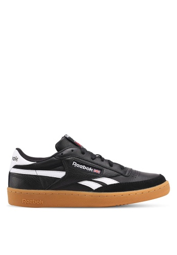 Reebok black Revenge Plus Gum Shoes RE691SH0SW2AMY_1