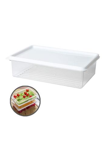 HOUZE HOUZE - Airtight Food Container - 1000ml 6273DHL13DE8C5GS_1