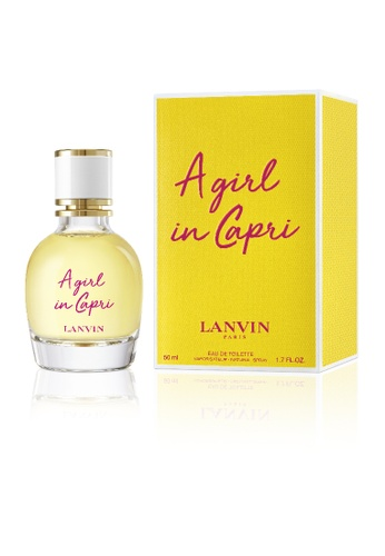 Lanvin Lanvin A Girl In Capri  EDT 50ML C3E01BE325046BGS_1