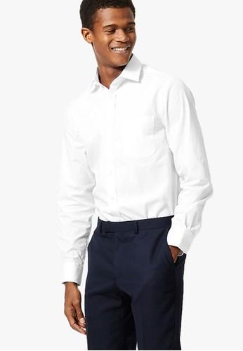 MARKS & SPENCER multi 3 Pack Slim Fit Long Sleeve Shirts D4DA5AA9EBC475GS_1