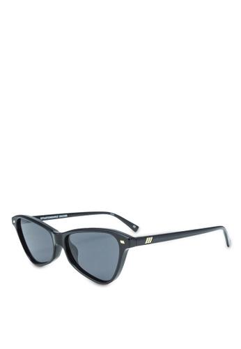 Le Specs black Situationship 2002180 Sunglasses D6E82GL6ED2DD0GS_1