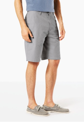 Dockers grey Dockers The Perfect Short Classic Fit Sea Cliff E2F66AAE5F5399GS_1